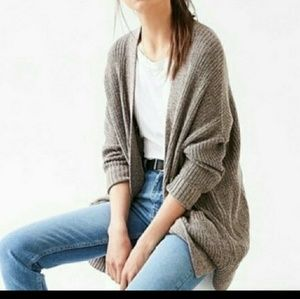 Urban Outfitters BDG open front cardigan/sweater L